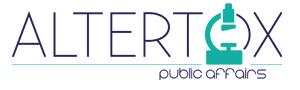 altertox public affairs logo